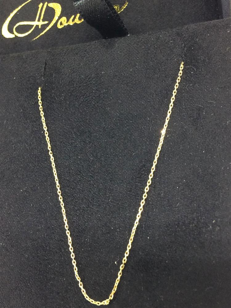 653d5afd148 Cordão de Ouro Masculino Corrente Cartier Cadeado 60cm - Houros Joias
